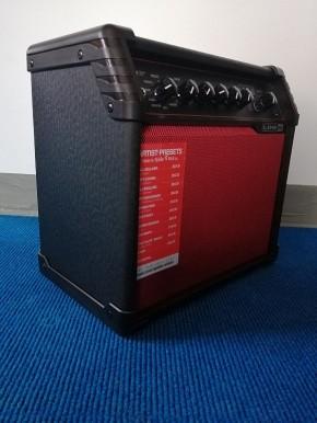 Line 6 Spider V 20 MK II Red Edition