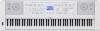 Yamaha DGX-660 WH Set mit Keyboardsitz und Kopfhörer