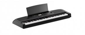 Yamaha DGX-670 B Set mit L-300 B Holzstativ und LP-1 B Pedaleinheit