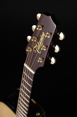 Takamine P5DC Gitarre mit Pickup
