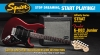 Squier Affinity Strat HSS Set CAR Pack mit G-Dec Junior